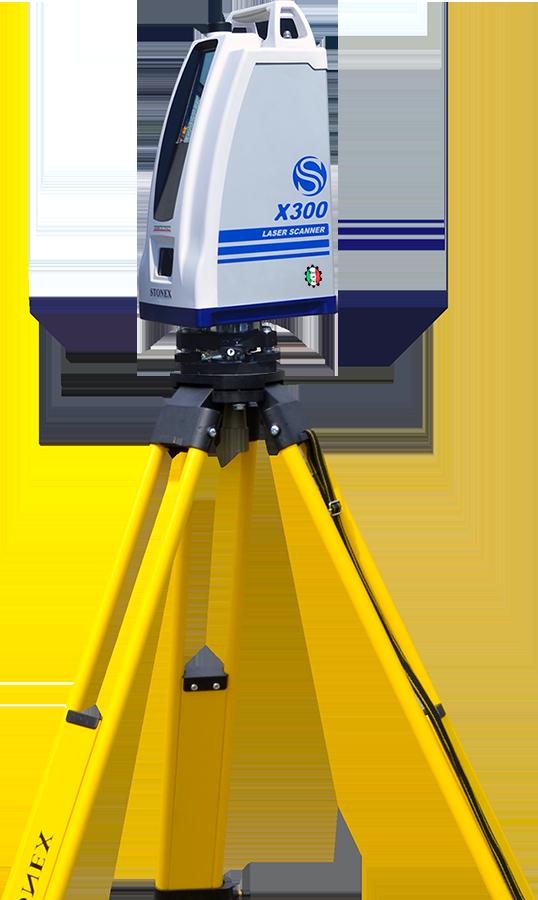 X300 Laser Scanner Stonex