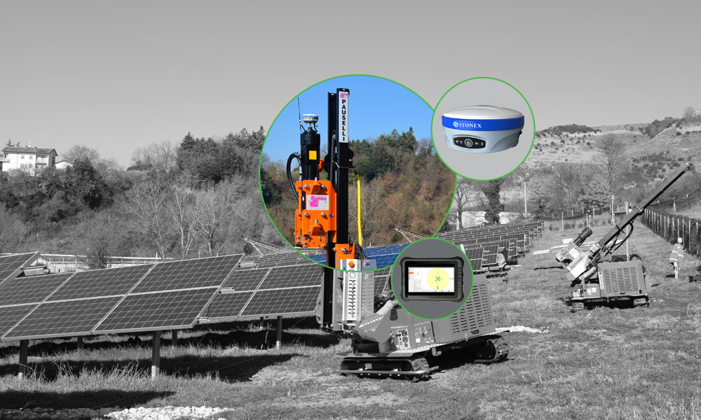 Home - Stonex - Design and production of Surveying Instruments